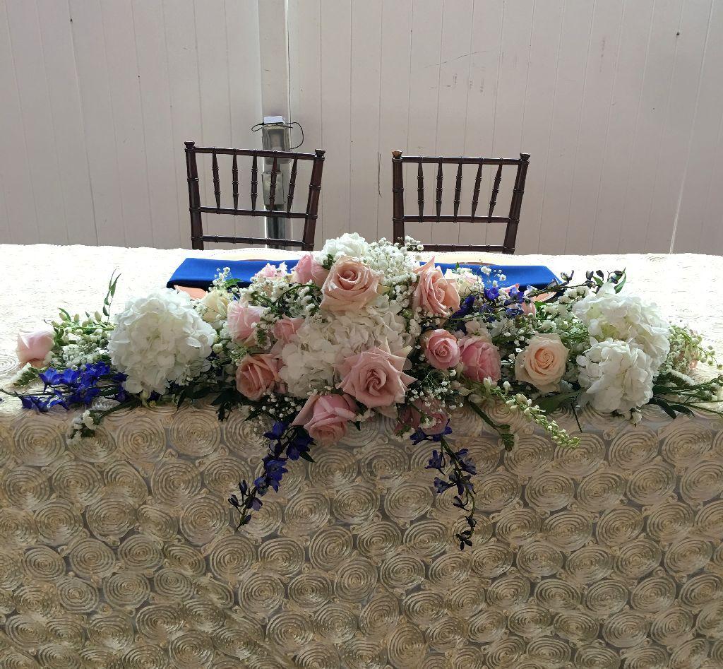 bridal flowers galveston